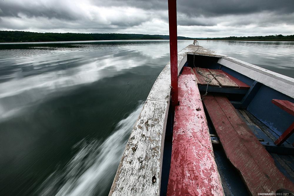 Lago Peten Itza, Guatemala