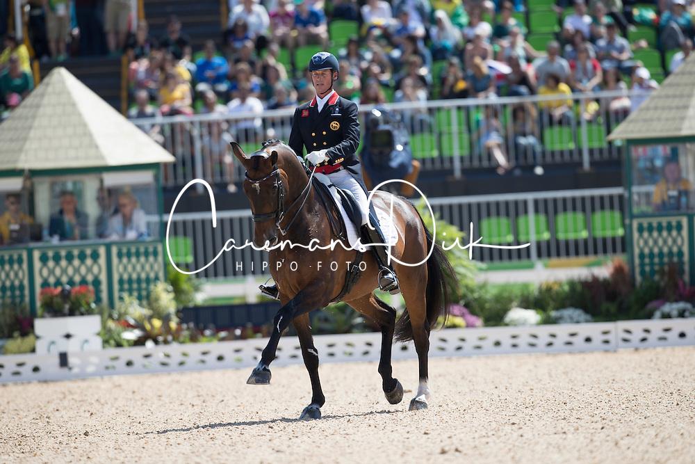 Hester Carl, GBR, Nip Tuck<br /> Olympic Games Rio 2016<br /> &copy; Hippo Foto - Dirk Caremans<br /> 11/08/16