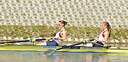 Caversham, Great Britain. GBR W2-, Bow, Helen GLOVER and Heather STANNING.  GB Rowing media day, GB Rowing Training Centre, Caversham. Tuesday,  18/05/2010 [Mandatory Credit. Peter Spurrier/Intersport Images]