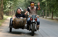 Beijing moto rally