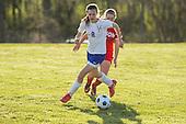 MCHS Varsity Girls Soccer vs George Mason