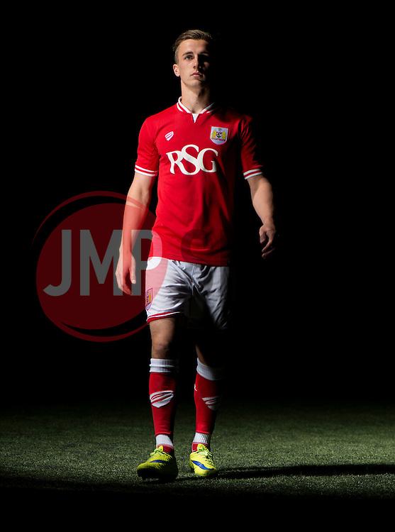 Bristol City's Joe Bryan - Photo mandatory by-line: Joe Meredith/JMP - Mobile: 07966 386802 - 28/04/2015 - SPORT - Football - Bristol - SGS Wise Campus