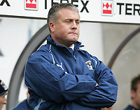Photo: Lee Earle.<br /> Coventry City v Crystal Palace. Coca Cola Championship. 13/01/2007. Coventry manager Micky Adams.