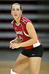 19 AUG 2006  Erin Lindsey..Game action took place at Redbird Arena on the campus of Illinois State University in Normal Illinois.