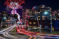 Seattle Welcomes the Year 2018