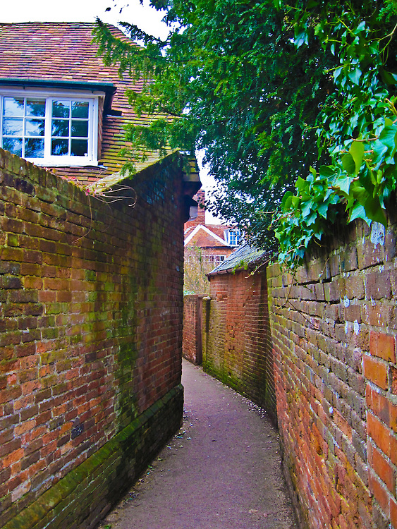 The Path to the Pub