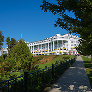 &quot;Grand Hotel Mackinac Island 3&quot;<br /> <br /> Enjoy a lovely walk to and from the Grand Hotel on Mackinac Island!
