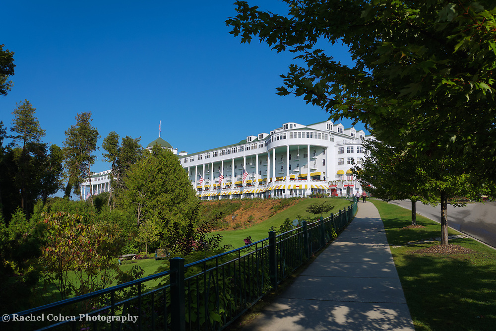 &quot;Grand Hotel Mackinac Island 3&quot;<br />