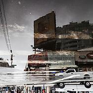 New York. street life in Chinatown and canal street , New York, Manhattan - United states   / scenes de rues dans Chinatown et canal street, vendeur, marche, touristes  Manhattan, New York - Etats-unis