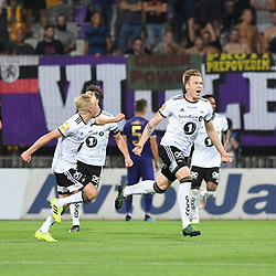 20190807: SLO, Football - UEFA Champions League Qualifiers, NK Maribor vs Rosenborg BK