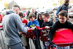 - Rogan/JMP - 30/11/2019 - Ashton Gate Stadium - Bristol, England - Bristol City v Huddersfield Town - Sky Bet Championship.