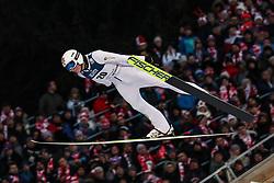 26.01.2020, Wielka Krokiew, Zakopane, POL, FIS Weltcup Skisprung, Zakopane, Herren, Wertungsdurchgang, im Bild Robin Pedersen (NOR) // Robin Pedersen (NOR) during his competition jump of FIS Ski Jumping world cup at the Wielka Krokiew in Zakopane, Poland on 2020/01/26. EXPA Pictures © 2020, PhotoCredit: EXPA/ Tadeusz Mieczynski