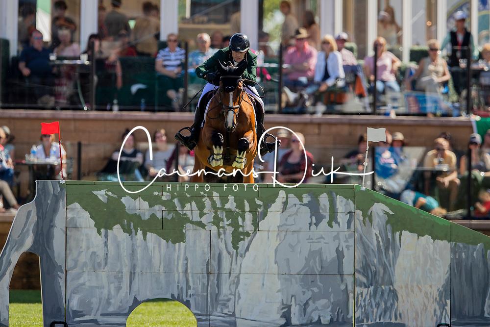 Capt Cournane Brian, IRL, Armik<br /> Spruce Meadows Masters - Calgary 2019<br /> © Hippo Foto - Dirk Caremans<br />  07/09/2019