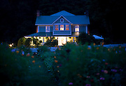 The Mast Farm Inn in Valle Crucis, NC.