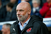 Fleetwood Town Manager Uwe Rosler during the EFL Sky Bet League 1 play off first leg match between Bradford City and Fleetwood Town at the Coral Windows Stadium, Bradford, England on 4 May 2017. Photo by Simon Davies.