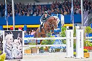 Soren Moller Nielsen - Chasseur ASK Z<br /> FEI World Breeding Jumping Championships for Young Horses 2016<br /> © DigiShots
