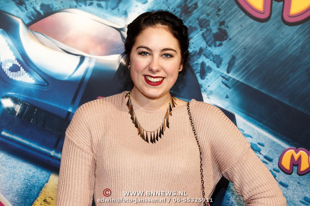 NLD/Amsterdam/20151209 - Premiere Mega Mindy vs. ROX, Marie Verhulst