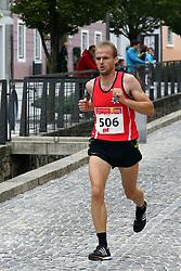 Janez Mulej at 3rd Marathon of Slovenske Konjice 2015 on September 27, 2015 in Slovenske Konjice, Slovenia. Photo by Matic Klansek Valej / Sportida