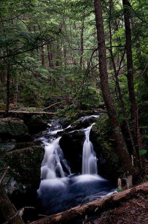 East Jimmy Creek Falls, Wells, NY in the Adirondacks.