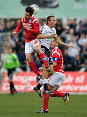 20120405 Silkeborg - AGF, Superliga fodbold