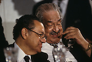 Supreme Court Justice Thurgood Marshall in 1988<br /> <br /> Photograph by Dennis Brack bb33
