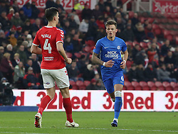 New Peterborough United signing Ben White on his debut against Middlesbrough - Mandatory by-line: Joe Dent/JMP - 05/01/2019 - FOOTBALL - Riverside Stadium - Middlesbrough, England - Middlesbrough v Peterborough United - Emirates FA Cup third round proper