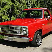 1979 Dodge Lil Red Express Pick Up Truck