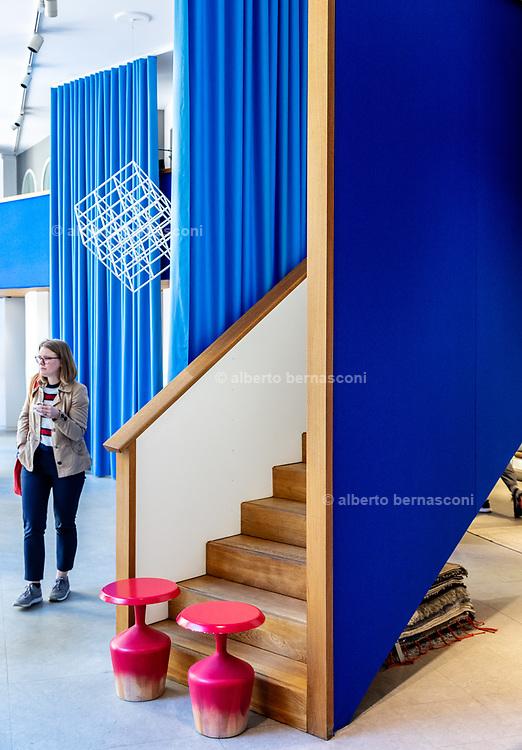 Milano , design week 2019, Kvadrat