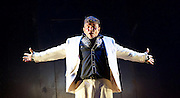 The Shadow King<br /> by<br /> Malthouse Theatre (part of Shakespeare 400) based on King Lear by William Shakespeare <br /> at the <br /> Barbican Theatre, London, Great Britain <br /> 22nd June 2016 <br /> Press photocall <br /> directed by Michael Kantor <br /> <br /> Tom E. Lewis as King Lear <br /> <br /> <br />  <br /> <br />  <br /> <br /> Photograph by Elliott Franks <br /> Image licensed to Elliott Franks Photography Services