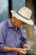 Market Vendor - Xitang, Zhejiang, China