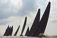LES VOILES DE SAINT-TROPEZ JOUR 1  - LUXURY'S   BLACKS  AND CREAMY