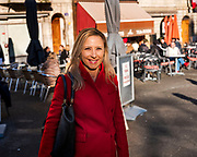 Genève, décembre 2018. Natacha_Buffet_Desfayes_01_l. Ancien président de la Chaire de Médecine de l' Université de Genève et des Ecoles Polytechniques Fédérales. © Olivier Vogelsang