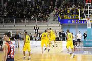 DESCRIZIONE : Ancona Lega A 2012-13 Sutor Montegranaro Angelico Biella<br /> GIOCATORE : team<br /> CATEGORIA : esultanza<br /> SQUADRA : Sutor Montegranaro<br /> EVENTO : Campionato Lega A 2012-2013 <br /> GARA : Sutor Montegranaro Angelico Biella<br /> DATA : 02/12/2012<br /> SPORT : Pallacanestro <br /> AUTORE : Agenzia Ciamillo-Castoria/C.De Massis<br /> Galleria : Lega Basket A 2012-2013  <br /> Fotonotizia : Ancona Lega A 2012-13 Sutor Montegranaro Angelico Biella<br /> Predefinita :