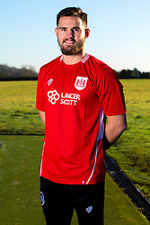 New Bristol City signing Bailey Wright poses for a photo at the clubs training ground at Failand - Mandatory by-line: Robbie Stephenson/JMP - 05/01/2017 - FOOTBALL - Bristol City Training Ground - Bristol, England - Bristol City New Signing