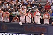 DESCRIZIONE : Campionato 2014/15 Serie A Beko Dinamo Banco di Sardegna Sassari - Grissin Bon Reggio Emilia Finale Playoff Gara4<br /> GIOCATORE : Panchina Grissin Bon Reggio Emilia Riccardo Cervi<br /> CATEGORIA : Ritratto Esultanza Panchina<br /> SQUADRA : Grissin Bon Reggio Emilia<br /> EVENTO : LegaBasket Serie A Beko 2014/2015<br /> GARA : Dinamo Banco di Sardegna Sassari - Grissin Bon Reggio Emilia Finale Playoff Gara4<br /> DATA : 20/06/2015<br /> SPORT : Pallacanestro <br /> AUTORE : Agenzia Ciamillo-Castoria/GiulioCiamillo