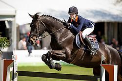 Dijkman Berber, (NED), Darville<br /> Nederlands kampioenschap springen - Mierlo 2016<br /> © Hippo Foto - Dirk Caremans<br /> 21/04/16