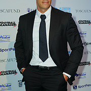 Bobby Zamora Arrives at London Football Awards 2018 at Battersea Evolution on 1st March 2018,  London, UK.