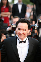 Actor John Cusack,at The Paperboy gala screening red carpet at the 65th Cannes Film Festival France. Thursday 24th May 2012 in Cannes Film Festival, France.