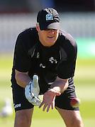 NZ coach John Bracewell.<br /> National Bank Test Match Series, New Zealand v England, Black Caps Nets Practice. Allied Prime Basin Reserve, New Zealand. Wednesday, 12 March 2008. Photo: Dave Lintott/PHOTOSPORT