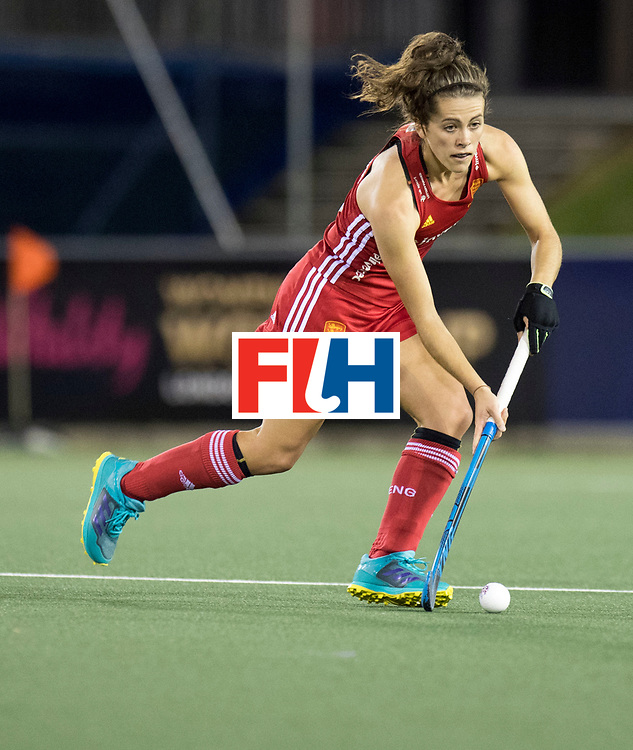 AUCKLAND - Sentinel Hockey World League final women<br /> Match id 10298<br /> 08 Argentina v England 1-0<br /> Foto: Anna Toman  <br /> WORLDSPORTPICS COPYRIGHT FRANK UIJLENBROEK