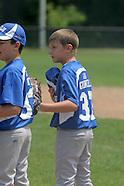 Baseball 2011 LL Ellicottville Pictures vs. Portville
