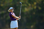 Olafia Kristinsdottir of Iceland during the final round of LPGA Q-School Stage 3 on the Hills Course at LPGA International in Daytona Beach, Florida on Dec. 4, 2016.<br /> <br /> <br /> ©2016 Scott A. Miller