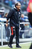 Trainer Ewald Lienen (St. Pauli)<br /> Karlsruhe, 18.09.2016, Fussball, 2. Bundesliga, Karlsruher SC - FC St. Pauli 1:1<br /> Norway only