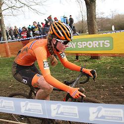 19-01-2020: Wielrennen: Wereldbeker Veldrijden: Nommay <br />Ilse Pluimers