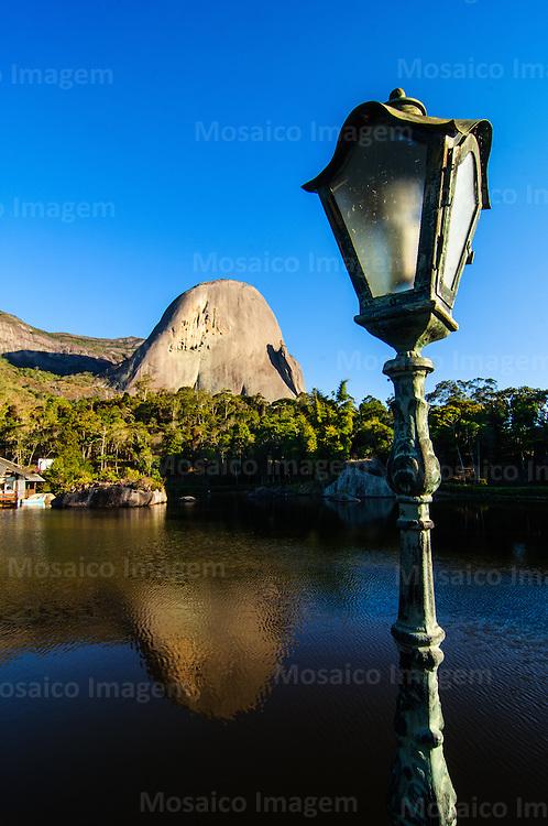 Brasil - Domingos Martins - Espirito Santo - Pedra Azul vista da Pousada Pedra Azul  - Foto: Gabriel Lordello/ Mosaico Imagem