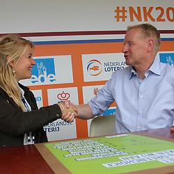 30-06-2019: Wielrennen: NK weg elite: Ede: KNWU is een samenwerkingsverband aangegaan met Greenchoice