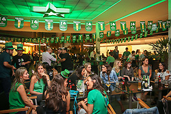 Comemoração do Saint Patrick's Day no Mulligan Irish Pub do Viva Open Mall. FOTO: Jefferson Bernardes/ Agência Preview