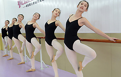 November 22, 2018 - Handan, China - Students practice dancing in Handan, north China's Hebei Province, preparing for the upcoming art examination. (Credit Image: © SIPA Asia via ZUMA Wire)