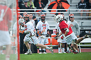 2011/05/14 - The RIT men's Lacrosse team hosted a second round NCAA tournament game against Denison. RIT won 13-12 in overtime.