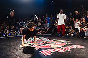 Icey Ives performs during Red Bull BC One Camp Houston, TX May 19 2019